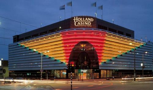 """""""HC Scheveningen ; Eén van de 14 vestigingen van Holland Casino"""""""